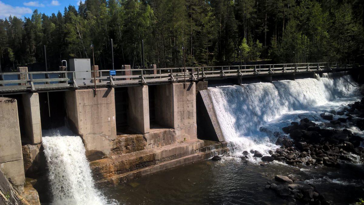 Lahnasenkoski Etelä-Karjalan virkistysaluesäätiön omistukseen
