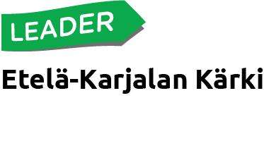 Etelä-Karjalan Kärki-Leaderin logo